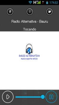 Rádio Alternativa - Bauru - SP poster