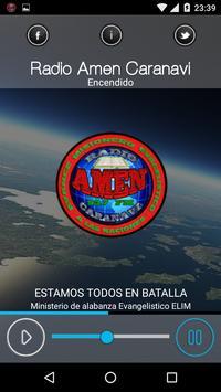 Radio Amen Caranavi poster