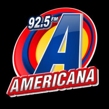 Rádio Americana FM poster