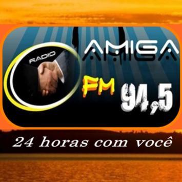 Rádio Amiga FM MT screenshot 1