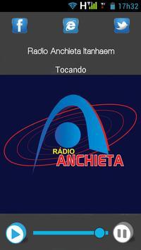 Web Rádio Anchieta poster