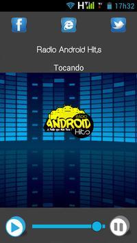 Rádio Android Hits screenshot 1