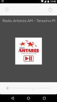 Rádio Antares AM - Teresina-PI poster