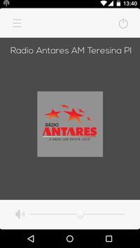 Rádio Antares AM - Teresina-PI screenshot 1