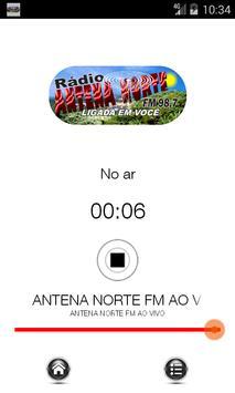 Rádio Antena Norte FM - São Benedito apk screenshot