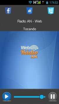 WebRádioAN apk screenshot