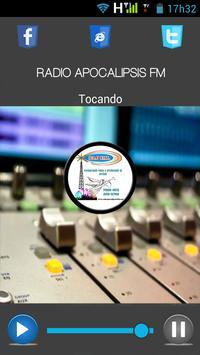 RADIO APOCALIPSIS FM apk screenshot