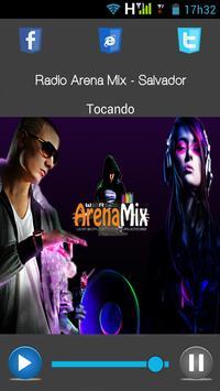 Rádio Arena Mix - Salvador screenshot 1