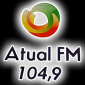 Radio Atual FM 104,9 icon