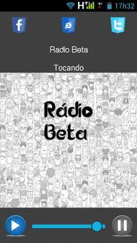 Radio Beta poster