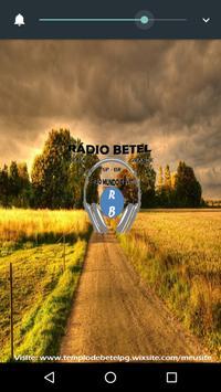 Rádio Betel PG poster