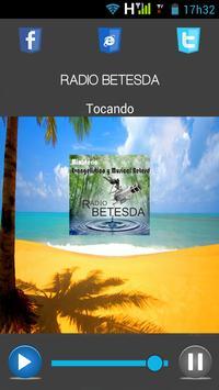 RADIO BETESDA poster