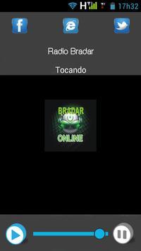 Rádio Bradar screenshot 1