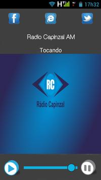 Rádio Capinzal AM poster