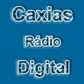 Rádio Caxas Digital poster
