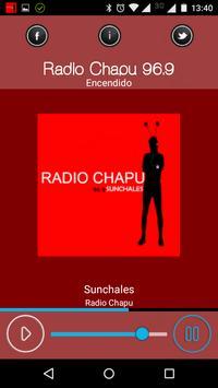Radio Chapu - Sunchales poster