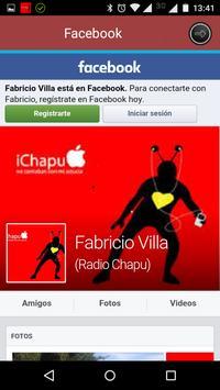 Radio Chapu - Sunchales apk screenshot