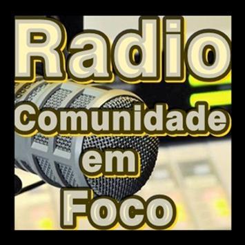 Radio Comunidade em Foco poster