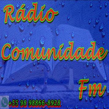 Radio Comunidade Fm apk screenshot