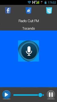 Rádio Cult Fm - ITaguai - RJ screenshot 1