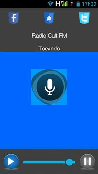 Rádio Cult Fm - ITaguai - RJ screenshot 2