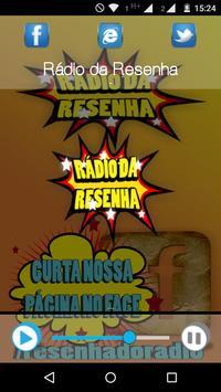 Rádio Resenha poster