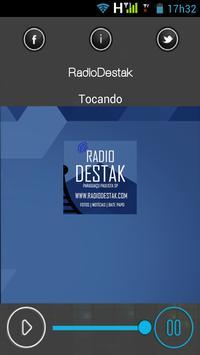 Rádio Destak poster