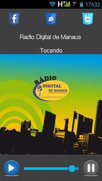 Radio Digital de Manaus apk screenshot