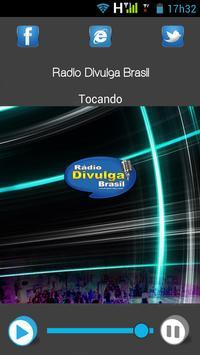 Radio Divulga Brasil apk screenshot