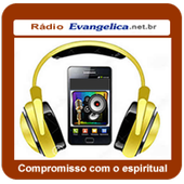 Rádio Evangélica APP icon
