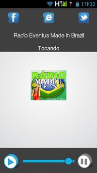 Rádio Eventus Made in Brazil screenshot 1