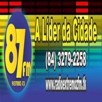RADIO EXTREMOZ FM 87.9 poster