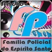Rádio Família Policial do ES icon