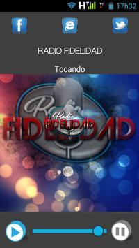 RADIO FIDELIDAD screenshot 1