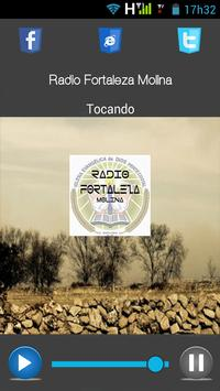 Radio Fortaleza Molina screenshot 1