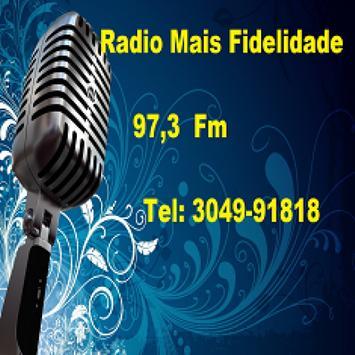 Radio Fm Mais Fidelidade poster
