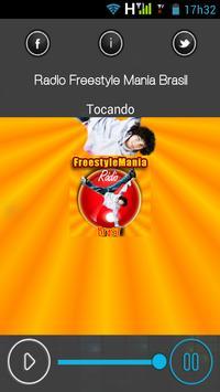 Rádio Freestyle Mania Brasil Cartaz