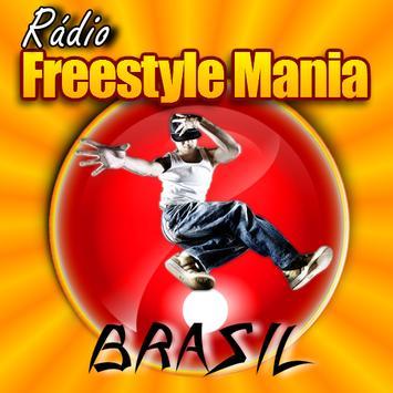 Rádio Freestyle Mania Brasil imagem de tela 2