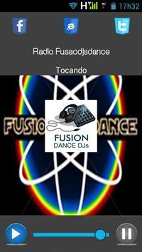 Rádio Fusão Djs Dance screenshot 1