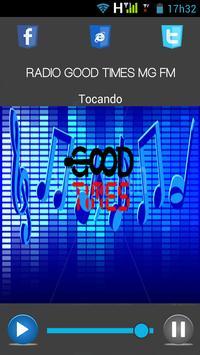Rádio Good Times Betim MG apk screenshot