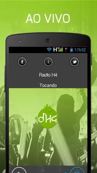 Rádio H4 poster