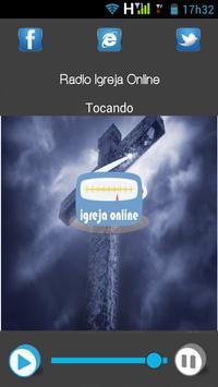 Radio Igreja Online poster