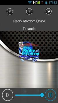 Radio Interdom Online poster