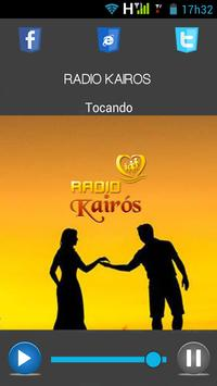 Rádio Kairos - Indaiatuba SP screenshot 1