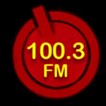 RADIO LA METRO 100.3 poster