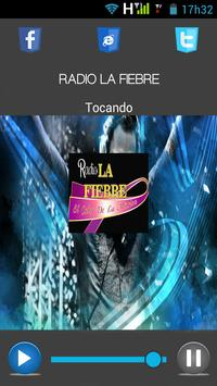 RADIO LA FIEBRE apk screenshot