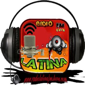Rádio Latina FM apk screenshot