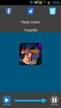Rádio Libero screenshot 1