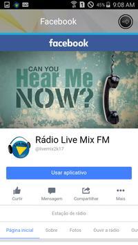 Electro Sound Web Rádio screenshot 1