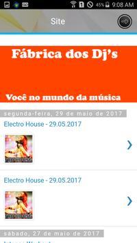 Electro Sound Web Rádio screenshot 2